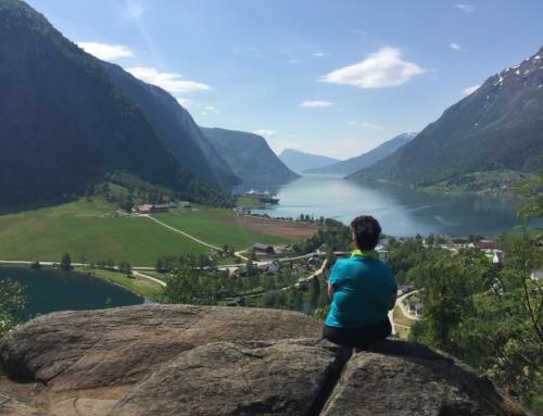Mit AIDA in die fantastische Welt der norwegischen Fjorde